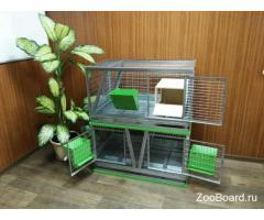 Продажа клеток для кроликов.кур.перепелок